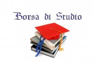 BANDO BORSE DI STUDIO 2018